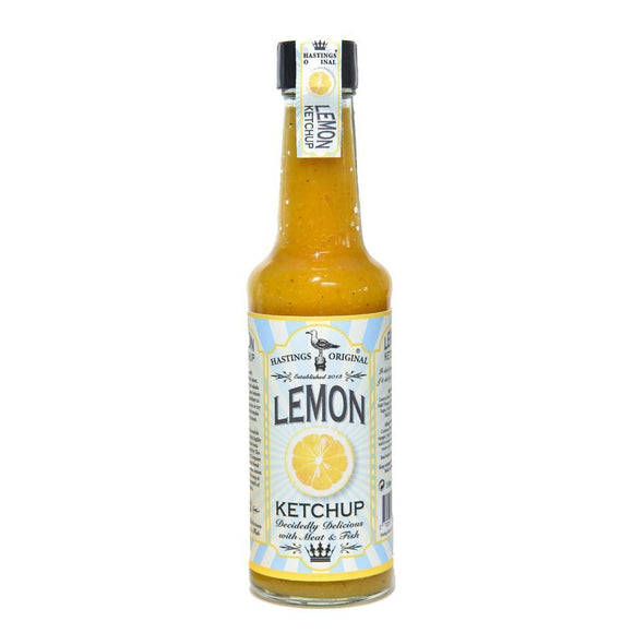 Hastings Original Lemon Ketchup (150ml)