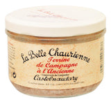 La Belle Chaurienne Traditional Farmhouse Pate (180g)