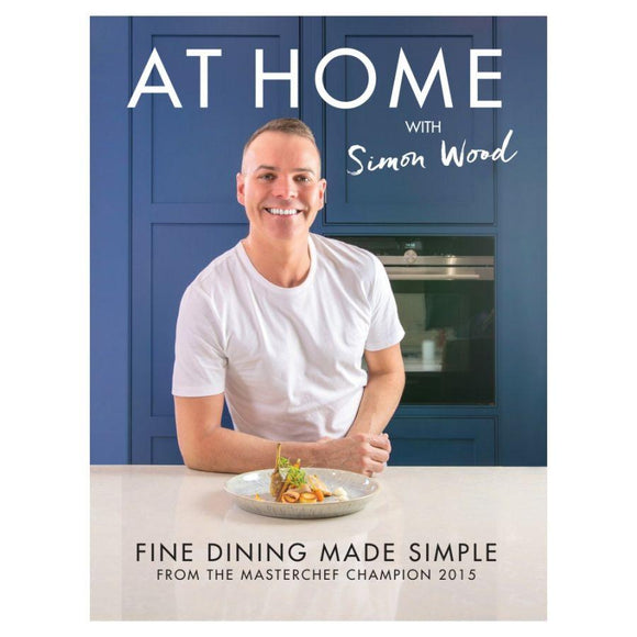 Meze Publishing At Home with Simon Wood - Simon Wood