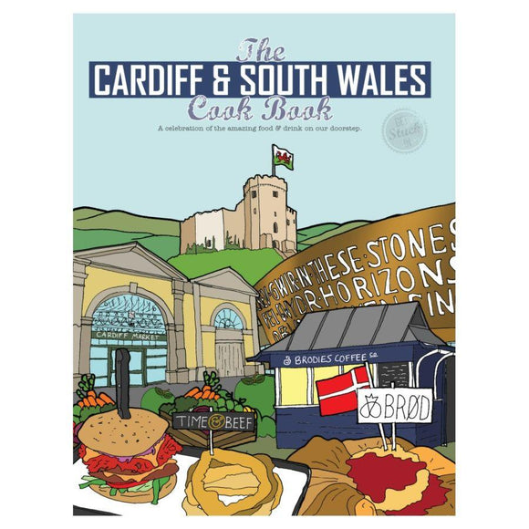 Meze Publishing The Cardiff & South Wales Cook Book
