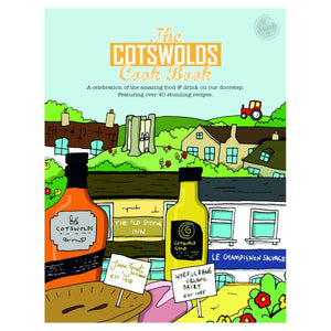 Meze Publishing The Cotswolds Cook Book