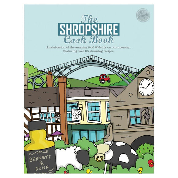 Meze Publishing The Shropshire Cook Book