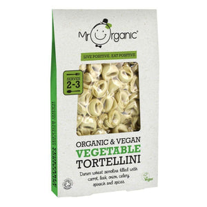 Mr Organic Tortellini with Vegetables (250g)