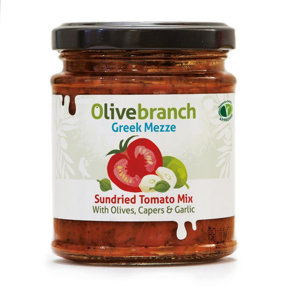 Olive Branch Sundried Tomato Mix (190g)