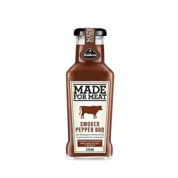 Made for Meat Smoked Pepper BBQ Sauce (235ml)