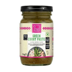 Thai Taste Gang Keow Wan Green Curry Paste (114g)