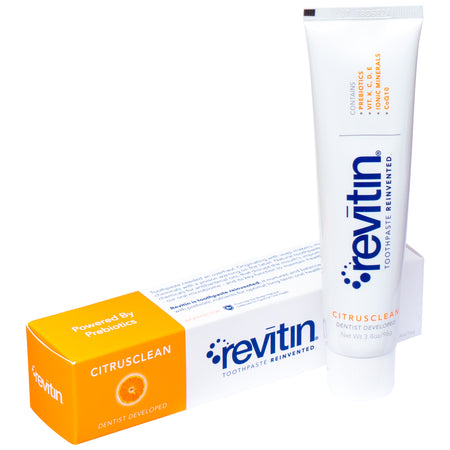 Revitin Natural Toothpaste Single Tube