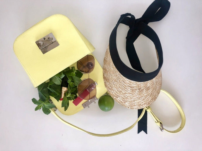 Cross Body Lilu - Fresh Lemon