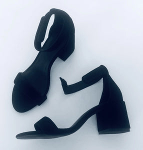 MIRI - Strap Summer Sandals (black)