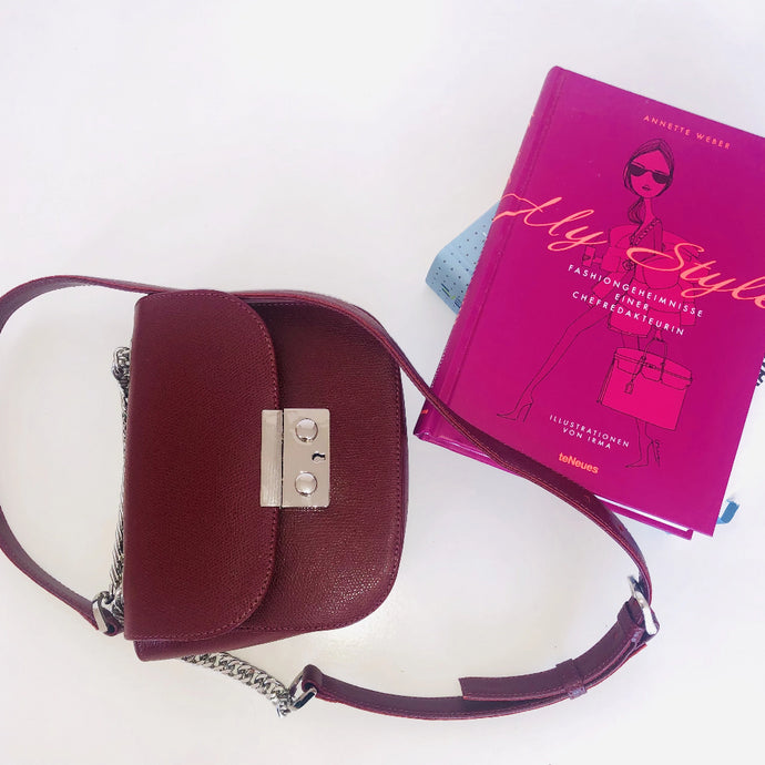 Cross Body Lilu - Bordeaux