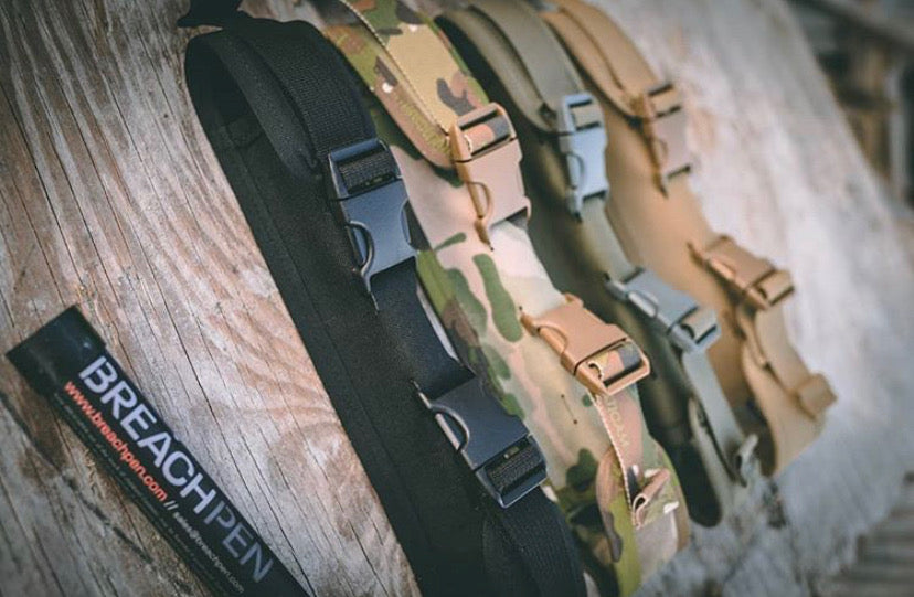 MOLLE Single or Double Pouch