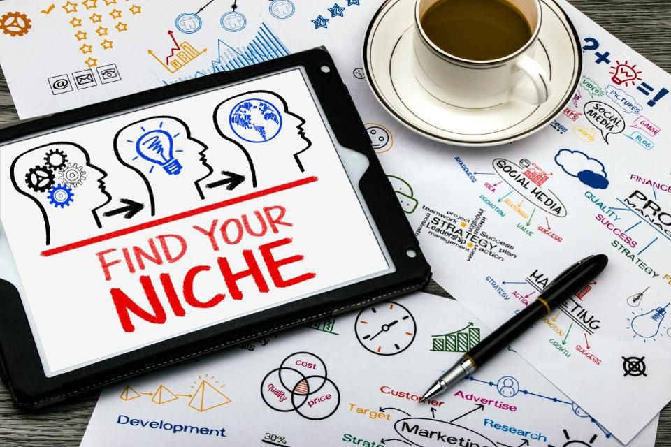 Find Your Niche in Less 60 Minutes