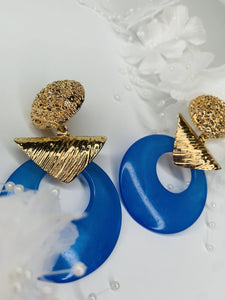Melani Earrings - Shades of Beautii Collection