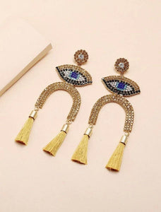 Porsha Earrings - Shades of Beautii Collection