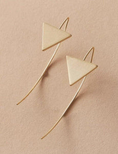 Tri-Style Earrings