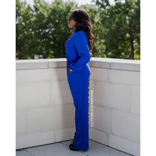 Load image into Gallery viewer, Ms Independent - Blue Jumpsuit