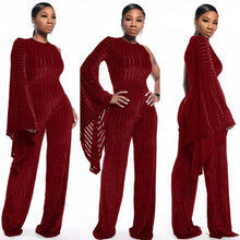 Load image into Gallery viewer, A Touch of Class Jumpsuit - Shades of Beautii Collection