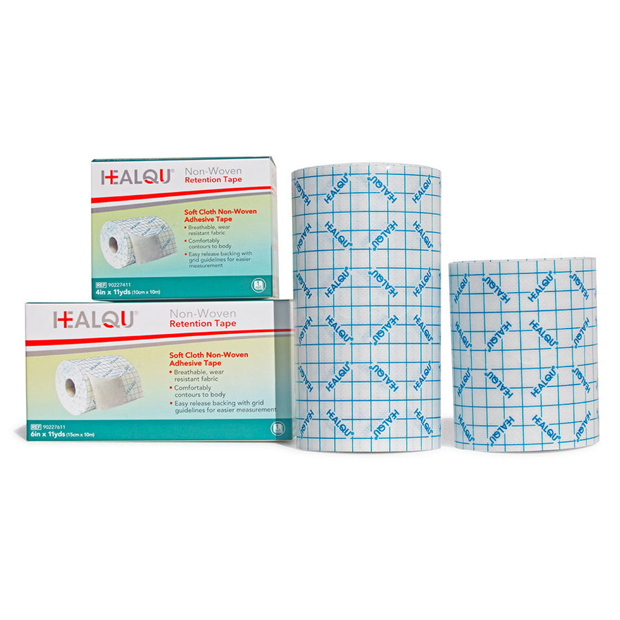 Soft fabric Non-woven Retention Tape (Latex free)(Same as Mefix/Hypafix)