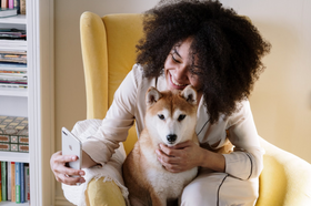 Is Your Pet Camera Shy? How To Get Your Pet More Relaxed In Front Of The Camera