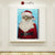 Mrs. Claus Custom Pet Portrait - Pet Portraits