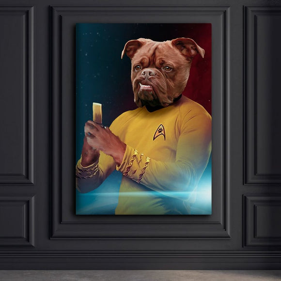 James Paw Kirk