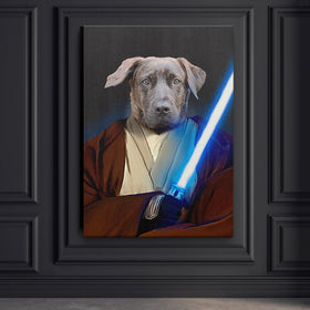 Star Wars Pet Portraits