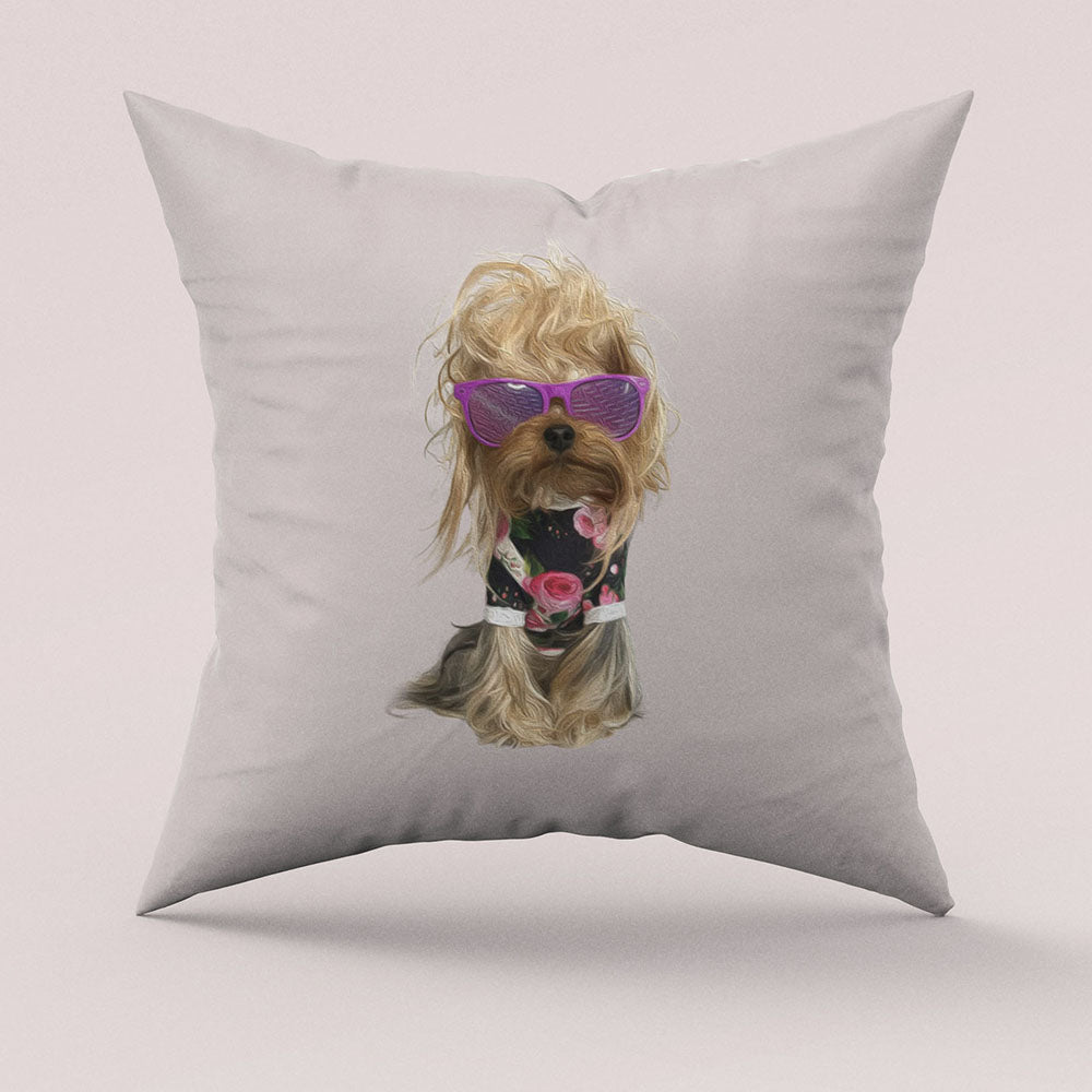 Full Color Custom Pillow