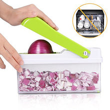 Load image into Gallery viewer, Vegetable Chopper, Kitchen Veggie Fruit Dicer Slicer, Food Cutter