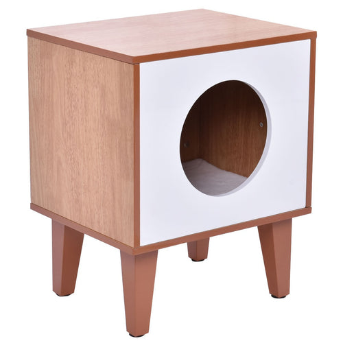 Cat Box Pet Cabinet Furniture