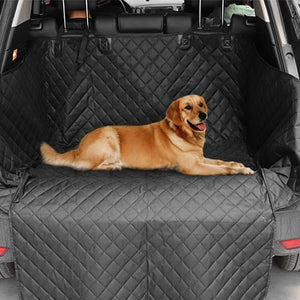 Car Trunk Cover Cargo Cover for Pet Water Resistant Trunk Pet Pad SUV Cargo Liner for Dogs Non-skid Car Protector Mat Pet Seat Cover Pet Car Seat Cover