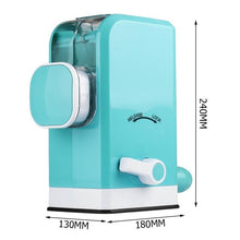 Load image into Gallery viewer, Kitchen Manual Meat grinder Chopper Cocina Shredder Food Chopper Stainless Steel Electric Household Processor Kitchen Tool