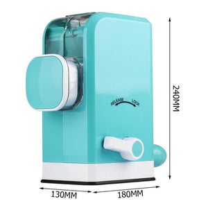 Kitchen Manual Meat grinder Chopper Cocina Shredder Food Chopper Stainless Steel Electric Household Processor Kitchen Tool