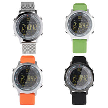 Load image into Gallery viewer, ALLOYSEED Bluetooth Waterproof Luminous  Smart Watch Passometer Sports Accessories Alarm Digital Message Reminder for Samsung S9