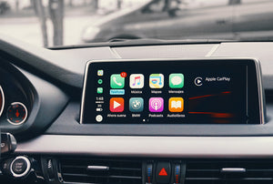 BMW & Mini Carplay Activation - USB - Coding