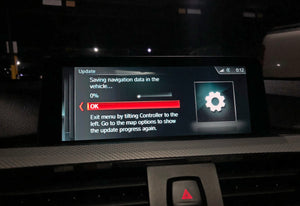 BMW & Mini Map Database Update 2018 / 2019 - USB - Coding