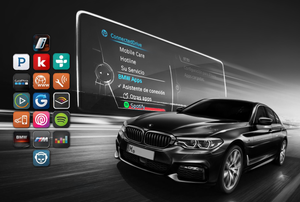 ConnectedDrive BMW Apps - USB - Coding