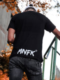 T-shirt BKDWN Black - Magnifake Paris