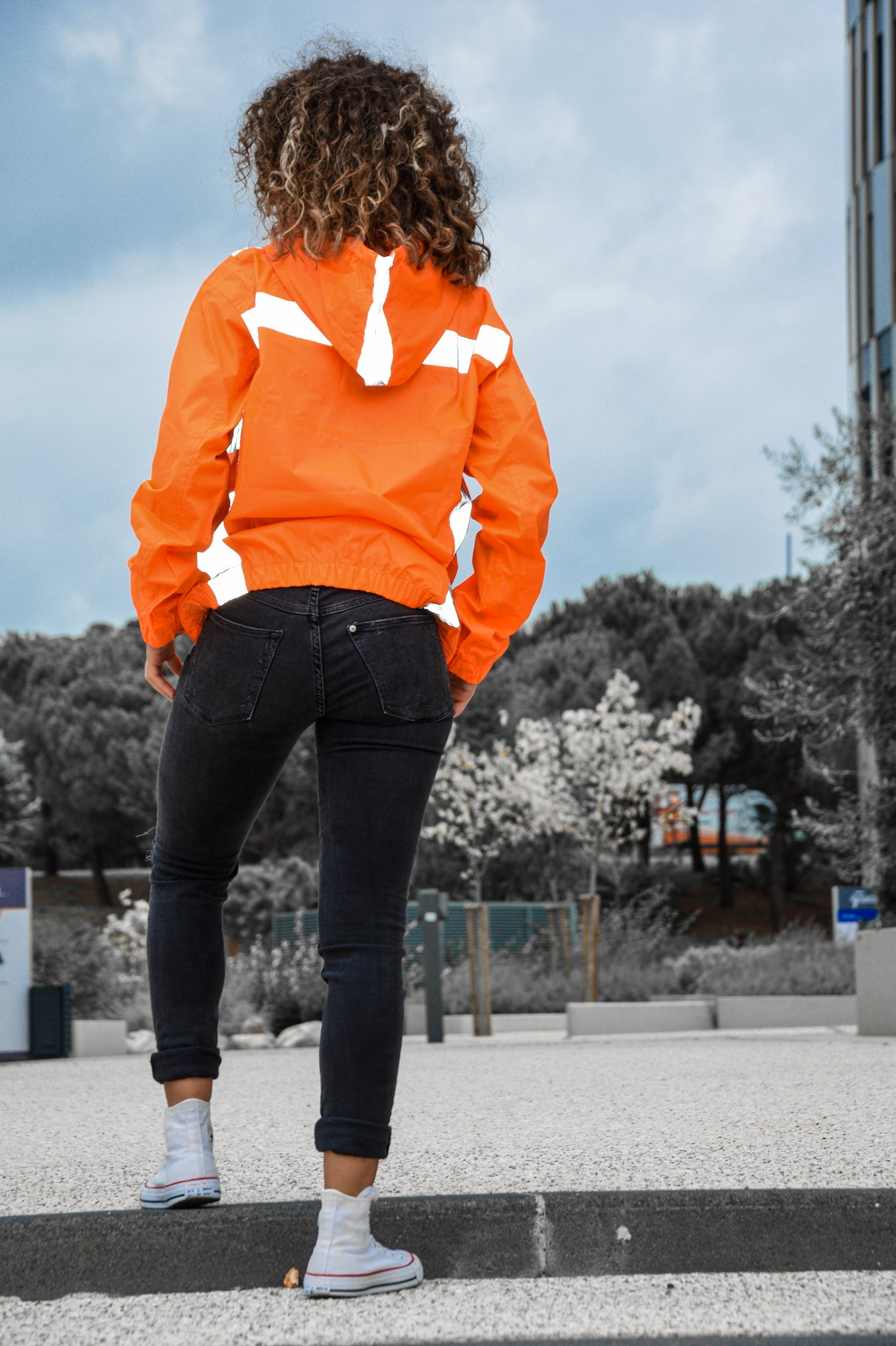 Veste Reflect X-orange WMNS
