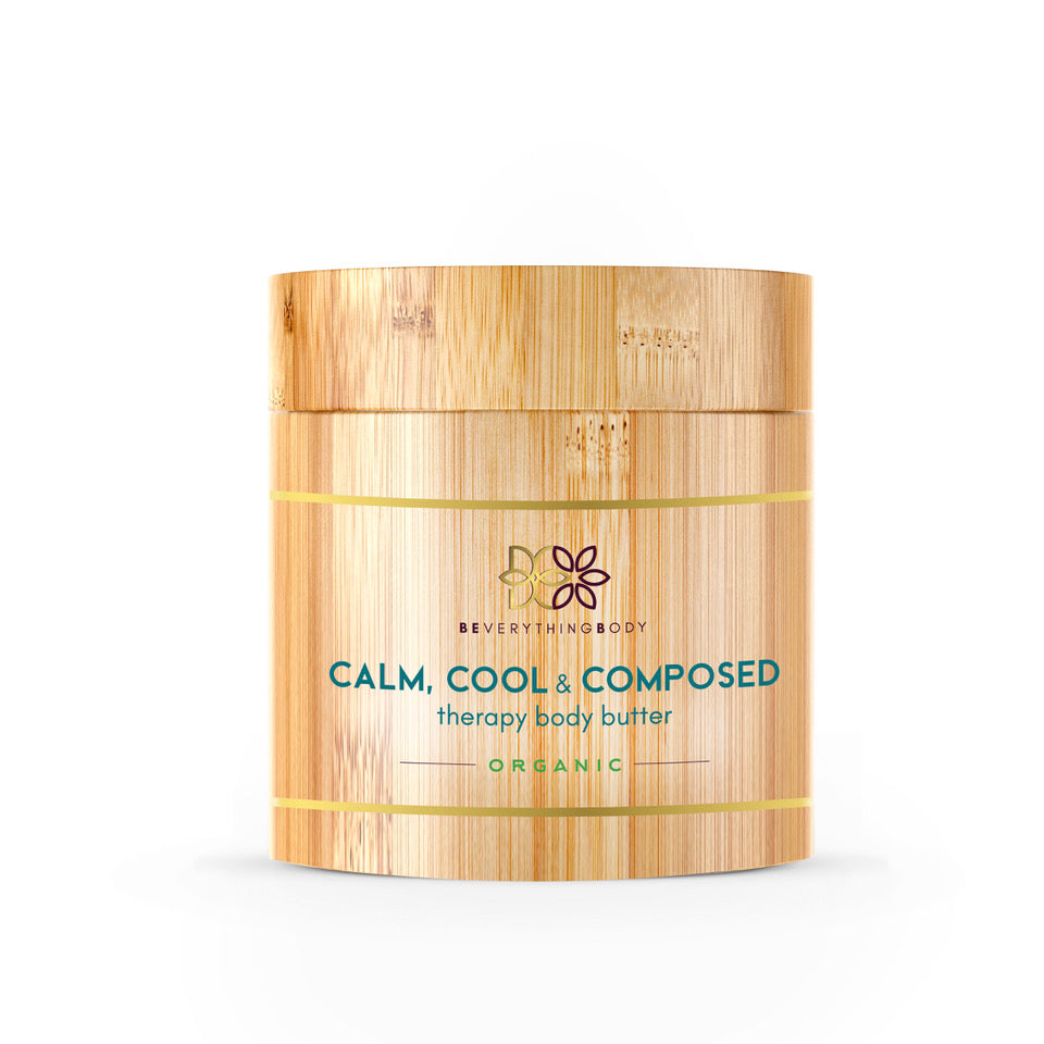 CALM, COOL & COMPOSED RELIEF BUTTER