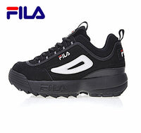 FILA Disruptor 2 Sneakers Cushioning Women Running Shoes Breathable Wave Sports Shoes for new 4 colors size 36-41