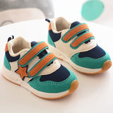 2019 Spring Autumn  New Children Sport Shoes  Boys Sneakers  Net Mesh Breathable Casual Shoes Baby Running Shoes