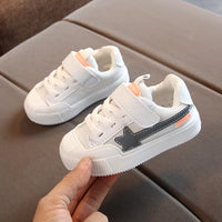 2020 Autumn New Fashion Children's Breathable Reflective Sneakers Men and Women Casual Shoes Baby Toddler Shoes