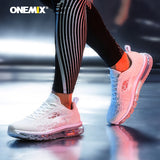Brand running shoes for men air cushion 720 Mesh Breathable Wear-resistant Hot Fitness Trainer Sport Shoes women Sneakers Onemix