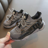 Children Casual Shoes For  Sneakers Kids Air Mesh Breathable Soft Sport Shoe Baby Toddler Outdoor Sneaker Running Shoe