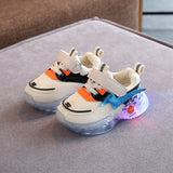 Children's Shoes 2020 Spring and Autumn Fashion Children's Light Sneakers New Children's Breathable Mesh Running Shoes