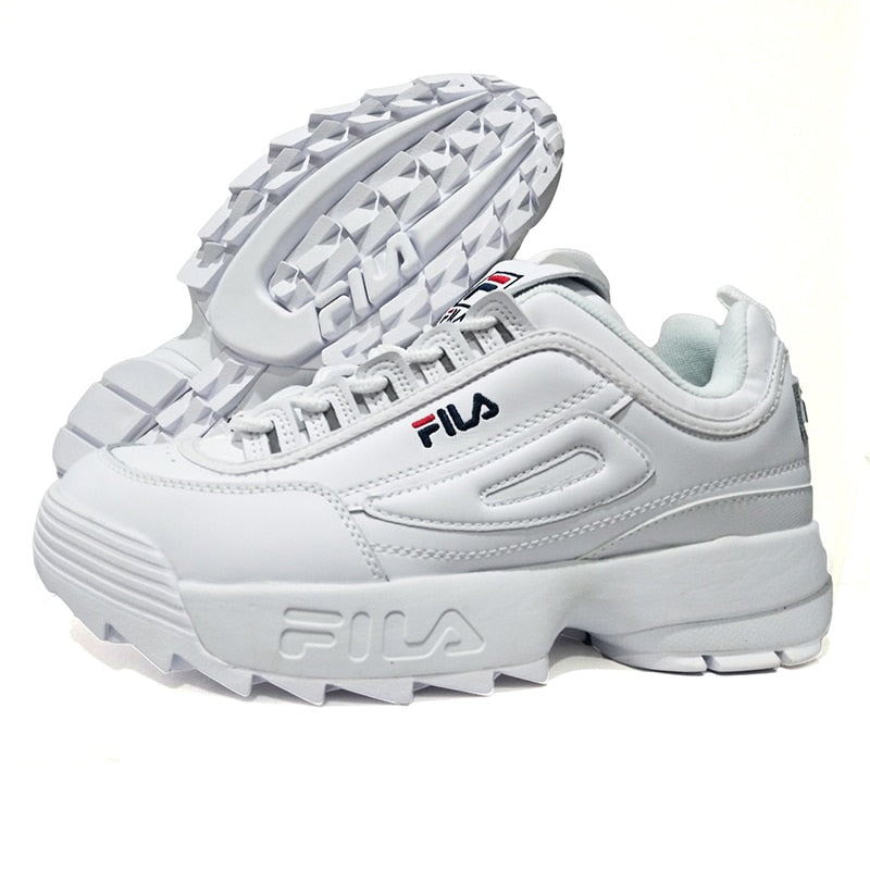 FILA Disruptor II 2 new Women Running Shoes Female Sports Shoes Non Slip Damping summer Outdoor size36 44
