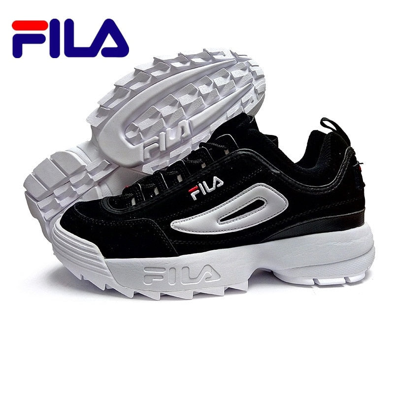 FILA Disruptor II 2 new men Running Shoes New Most Style Running Shoes Outdoor sports Sneakers Comfortable