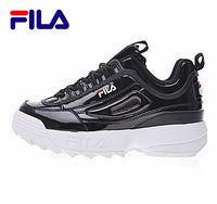 Filas Disruptor II 2 Men and Women Sneaker Running Shoes White-brown and white summer Increased Outdoor Sneaker size 36-44 s3