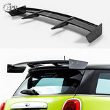 For F56 Mini Cooper S RK Style FRP Fiberglass Rear Spoiler (S Only) Auto Tuning Parts For Mini F56 Glass Fibre Rear Roof Wing