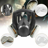 Gas Mask 6800 Dust Masks 7 in 1 Suit Mouth Mask Protection Mask PM2.5 Industrial Painting Spraying Respirator Safety For Work